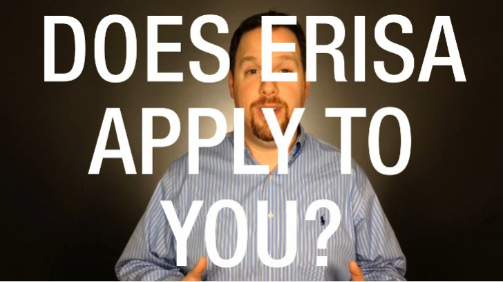 Does ERISA Apply to You