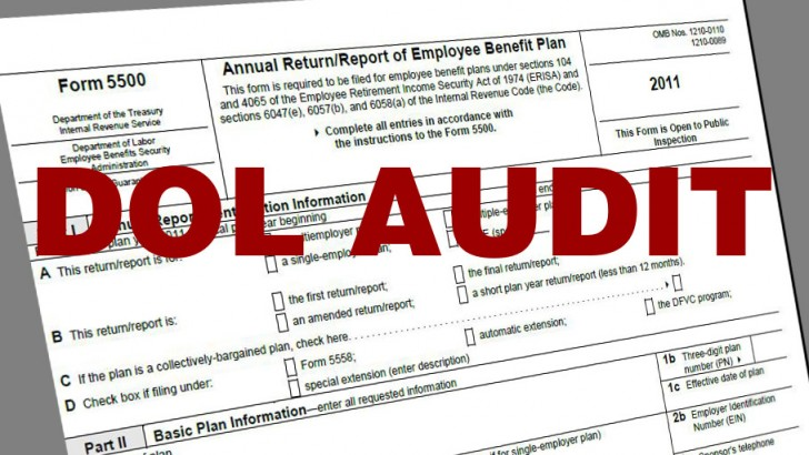 Form-5500-DOL-audit